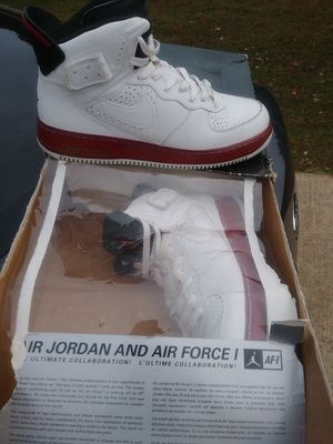 Jordan and Airforce 1 for Sale in Brentwood, TN