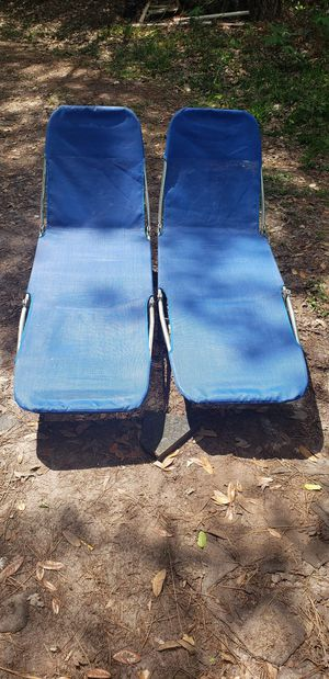 2 Beach Chairs for Sale in Jacksonville, FL