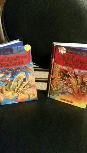 Kingdom of Fantasy Books $4 a piece for Sale in Fulton, MO