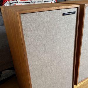 Marantz Vintage Speakers for Sale in San Diego, CA