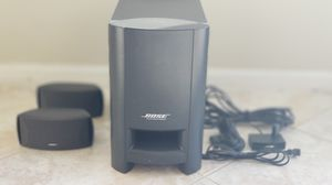 Bose CineMate Digital Home Theater for Sale in Weston, FL