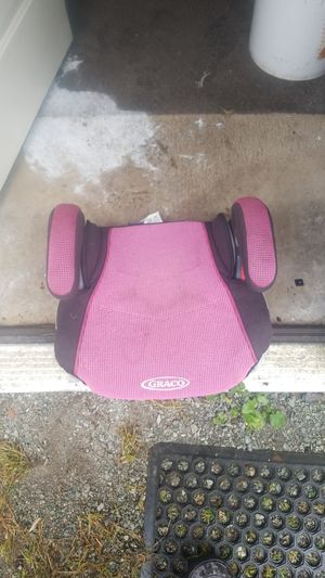 Graco booster seat for Sale in Monroe, WA