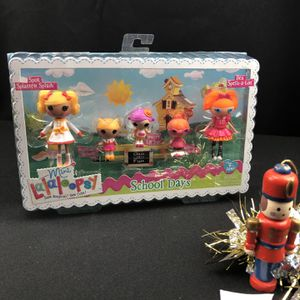 Lalaloopsy School Days New Unopened for Sale in Oswego, IL