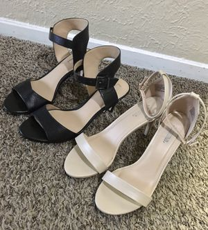 Women's sandal size 8 & 9 for Sale in Dallas, TX