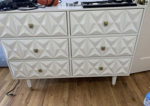 Modern dresser and nightstand for Sale in Castro Valley, CA