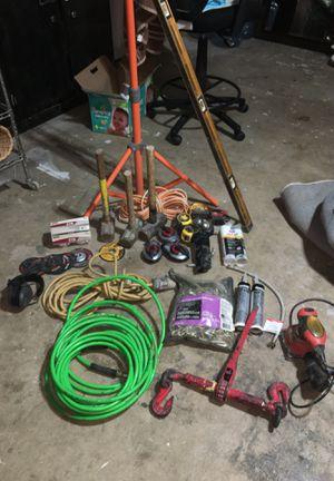miscellaneous tools for Sale in Modesto, CA