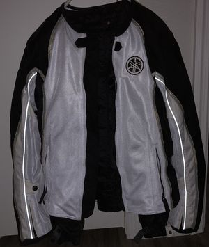 Yamaha motorcycle jacket for Sale in Palm Harbor, FL