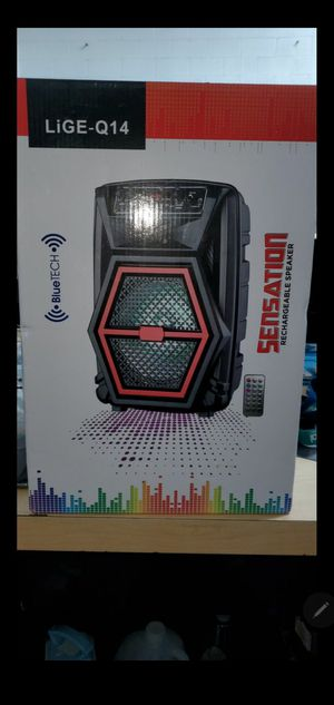 BRAND NEW BLUETOOTH SPEAKER for Sale in Fontana, CA