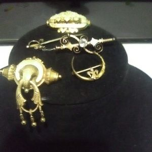 Antique Gold Filled Brooches for Sale in Berlin, WI