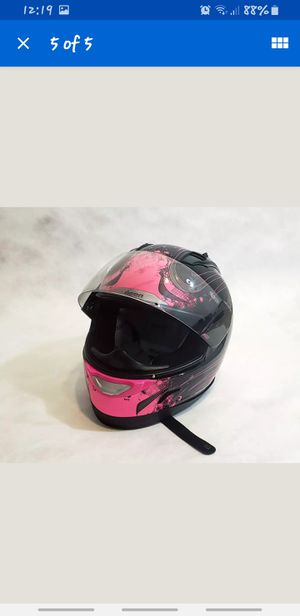 Pink Icon Alliance Threshold Motorcycle Helmet for Sale in Abilene, TX