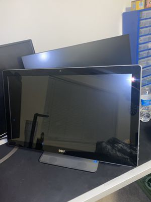 Dell all in one Tablet/monitor for Sale in Silver Spring, MD