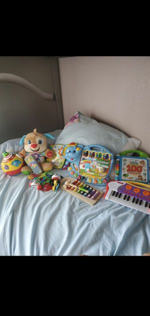 Vtech Toys / Leap Frog Toys/ Educational Toys / Baby Toys for Sale in Dallas, TX