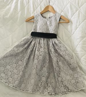Toddler Girl Gray Dress for Sale in E RNCHO DMNGZ, CA