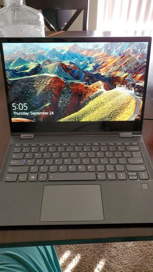 Lenovo 2 in 1 laptop for Sale in Downey, CA