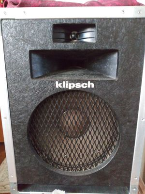 Klipsch speakers for Sale in Rose Valley, PA