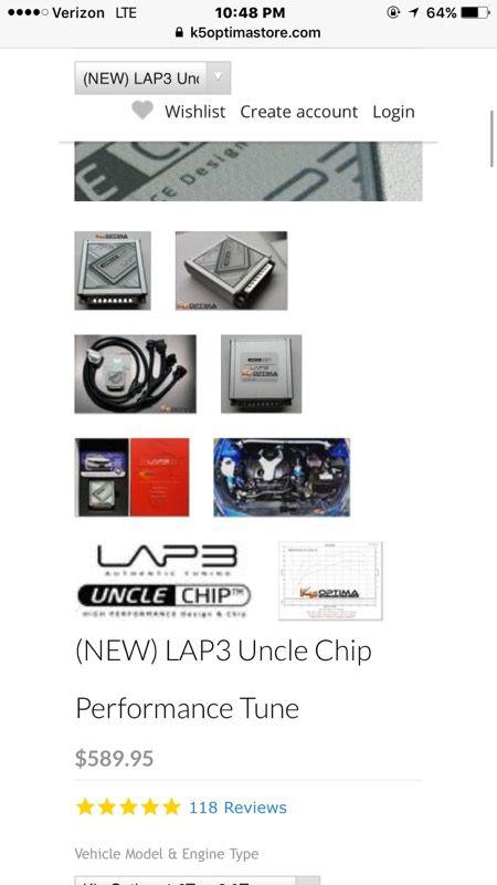 Lap3 Tune Kia Optima for Sale in Long Beach, CA - OfferUp