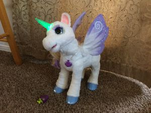 FurReal Friends Star Lilly Unicorn for Sale in Santa Ana, CA