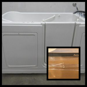 Brand New in the Box Walk In Bathtub for Sale in Phoenix, AZ