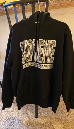 Supreme Hoodie (Large) for Sale in Westminster, CO