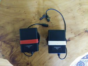 2 Audio Technical Pro 70 wired lavalier mics for Sale in Federal Way, WA