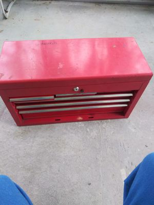 Tool box for Sale in Lakeland, FL