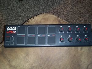 Akai Professional LPD8 USB Pad Controller for Laptops. for Sale in West Monroe, LA