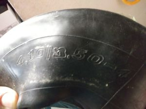 "4.10/3.50-4"" Inner Tube first dolly. Check all my offers please. for Sale in Los Angeles, CA"