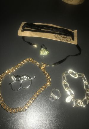 Chokers, Rings , Bracelet for Sale in Mission Viejo, CA