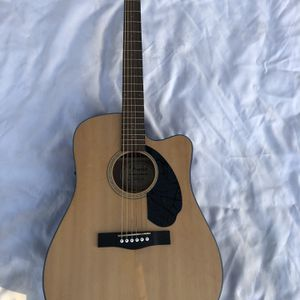 Fender Full Size Acoustic Electric Guitar for Sale in Fremont, CA