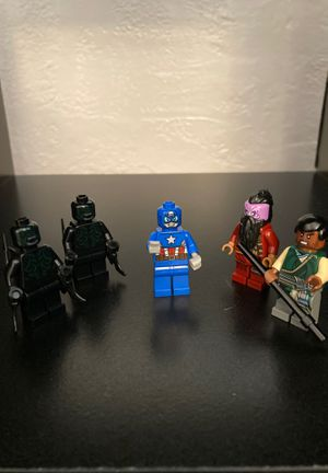 Lego Marvel Avengers Characters for Sale in Henderson, NV