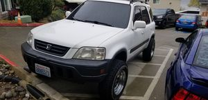 1999 honda crv manual for Sale in Seattle, WA