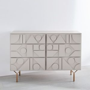 West Elm Pictograph Dresser for Sale in Murray, UT