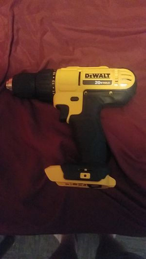 Dewalt drill brand new for Sale in Rock Island, IL
