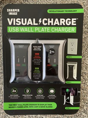 USB port and outlet for Sale in Las Vegas, NV