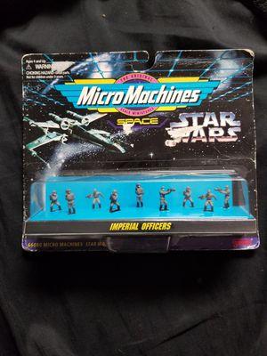 Star wars micro machines toys for Sale in Dallas, TX