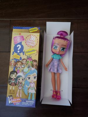New Boxy Girls Doll for Sale in Irvine, CA
