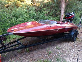 1980 hydrostream viper speedboat for Sale in Belton,  TX