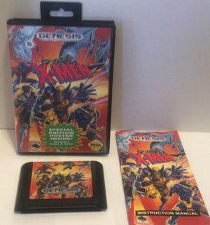 X- Men for Sega Genesis for Sale in Los Angeles, CA