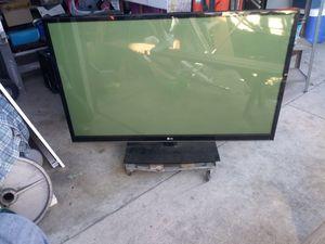 60 in LG plasma tv for Sale in Fontana, CA