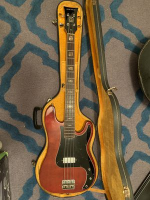 1970 Ampeg Bass Guitar for Sale in Philadelphia, PA