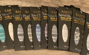 New Rarity Nail Strips / Wraps for Sale in Georgetown, DE