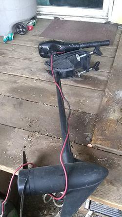 minn Kota 30lb trolling motor for Sale in Yakima,  WA