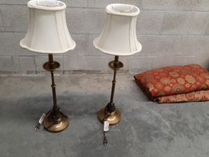 Candle stick lamps for Sale in Oakland Park, FL