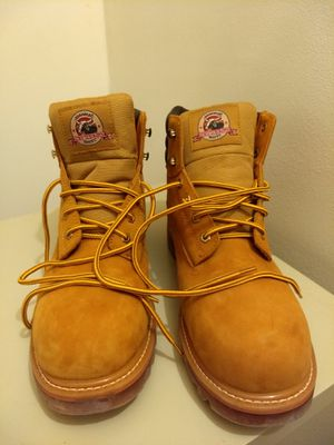 Men's Steel Toe Hiking Work Boots/Shoes for Sale in Racine, WI