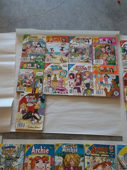 Betty And Veronica Double Digest The Archie Library for Sale in New Iberia,  LA