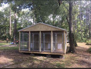 12x16 dog kennel for Sale in Cumming, GA