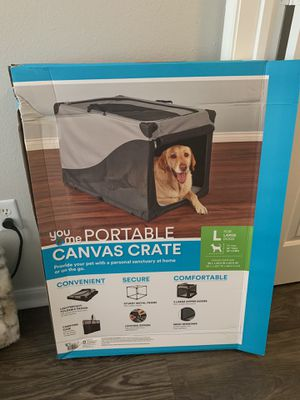 Large Portable Dog Crate for Sale in Austin, TX
