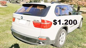 🌹$1.2OO I sell URGENT my car 2009 BMW X5 XDrive30i Runs and drives great! Clean title.🍂 for Sale in Santa Ana, CA
