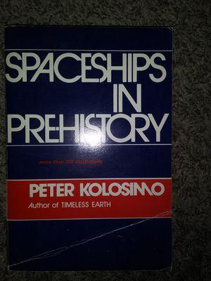 Spaceships in Prehistory for Sale in Lynchburg, VA