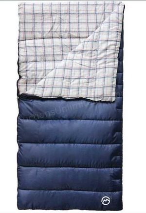 New Magellan Oversized Flannel Sleeping Bag 30 °80x40 for Sale in Pasadena, TX